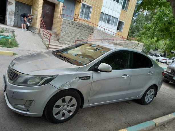 Автомобиль Кия Рио