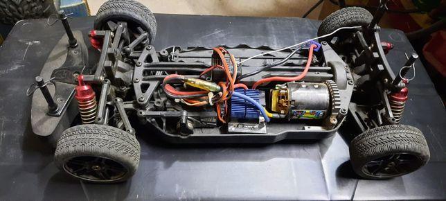 Automodel Thunder Tiger sparrowhawk Dx rtr