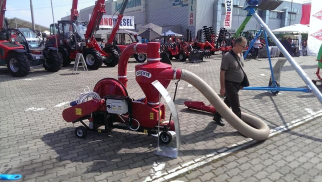 Transportor (snec) pneumatic pt cereale 15 kw - 14,5 tone/ora