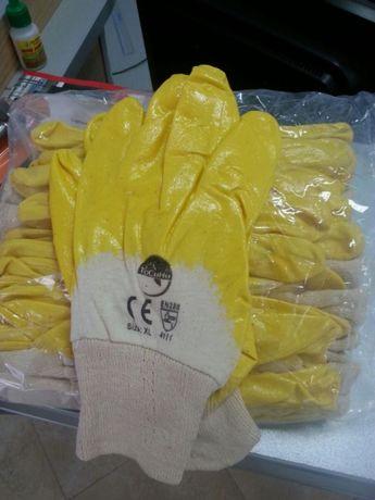 Работни ръкавици масло устойчиви промо