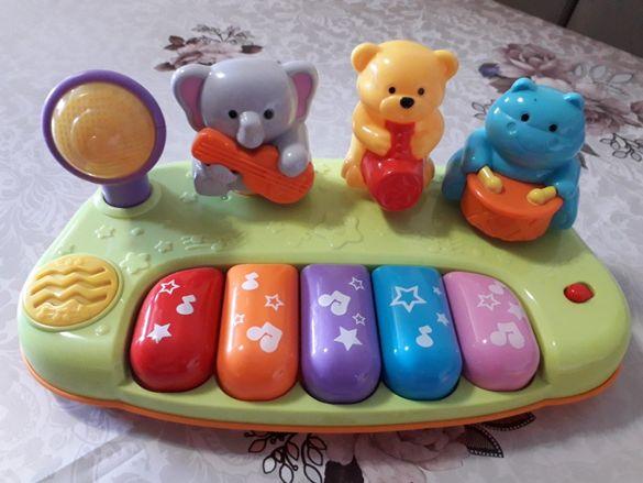 Лотове от Музикални играчки и дрънкалки