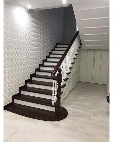 Изготовливаем лестницы