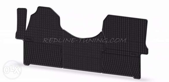 Полски гумени стелки за Mercedes E/C/Sprinter/Vito/Viano.