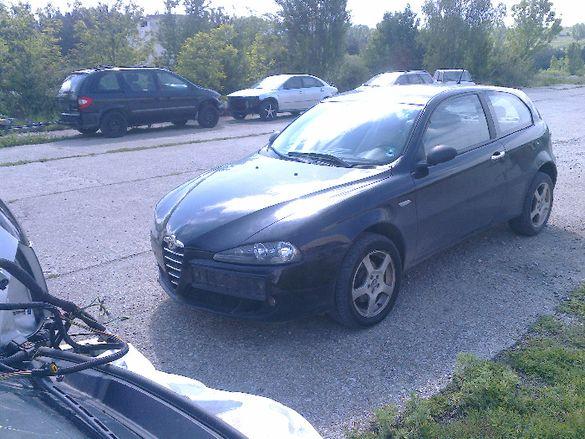 Alfa Romeo 147 feis на части