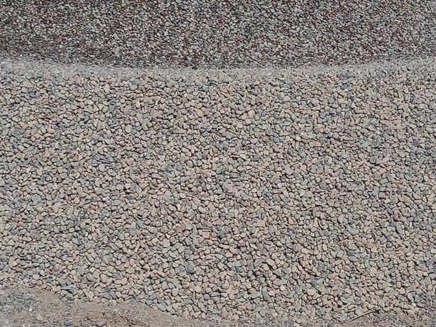 Щебень песок балласт отсев ПГС ГШС ЩПС глина сникерс гравий