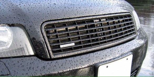 Решетка Ауди А4 черна Audi маска A4 S line С лайн 8Е тди РС S4 MTM ABT