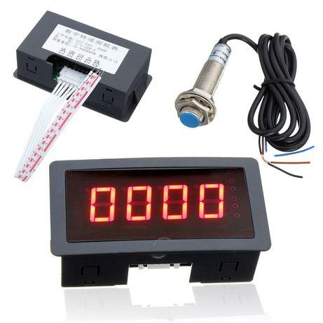 Tahometru turometru indicator turatie 0-9999rot/min. Combine etc