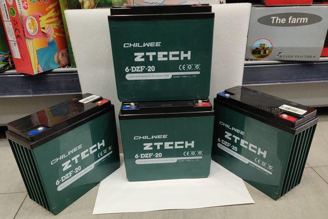 Acumulatori Triciclete Electrice 12V 20A , Ztech ZT 15, ZT 18, Volta