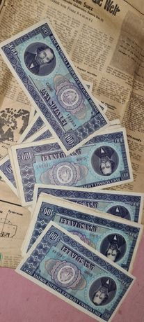 Bancnote 100 lei