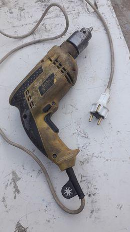 Дрель марки TEXA с ударным  устройством переключения