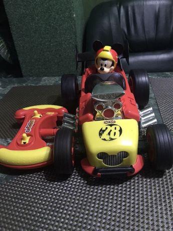 Masina cu telecomanda Mikey Mouse