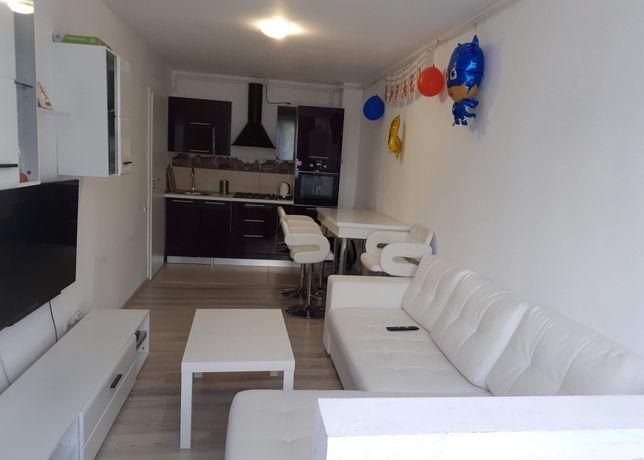 Apartament 2 camere Bloc nou  mobilat/utilat  strada Luica/Brancoveanu