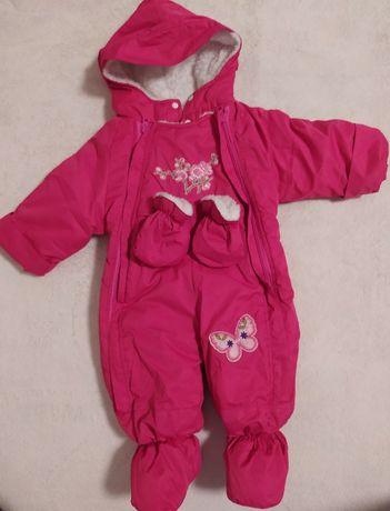 Бебешки ескимос/космонавт 24-30м