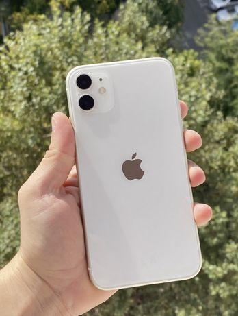 iPhone 11 / Alb / Baterie 93% / Ca NOU / FullBox