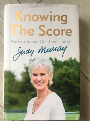 Книга Judy Murray - Knowing The Score