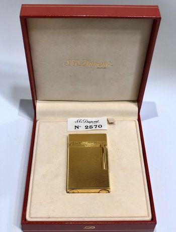 Нова Запалалка S.T. Dupont, Ligne 2, gold