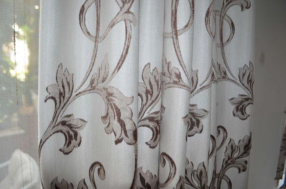 Завеси (плътни и тънки)