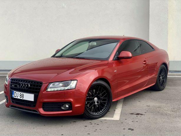 Audi A5 3.0TDI Quattro S-line - Automat - Side Assist - Drive Select -