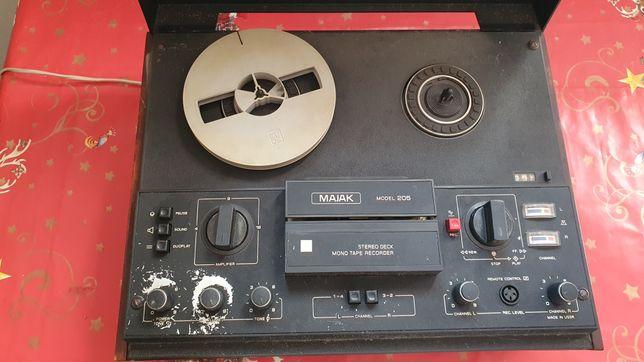 Magnetofon Majak 205