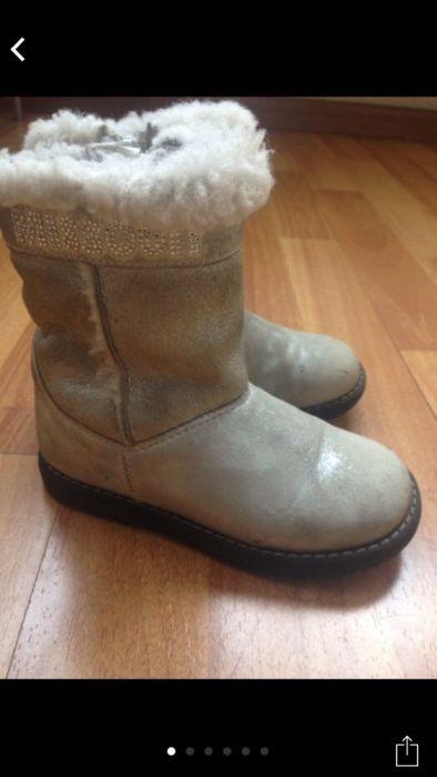 Продам зимние сапоги натуральная овчина Missouri Италия