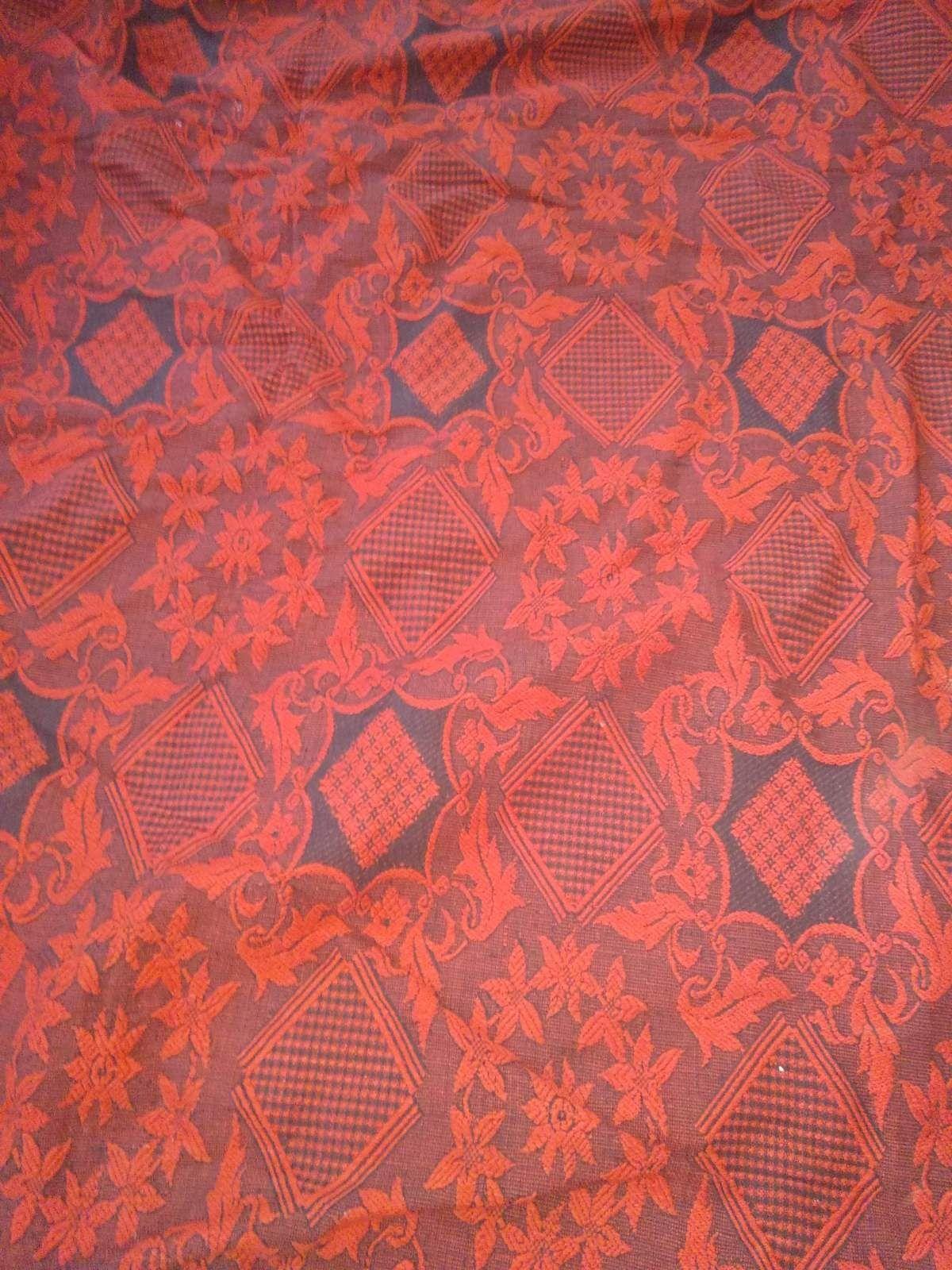 Тъкан жакардов килим