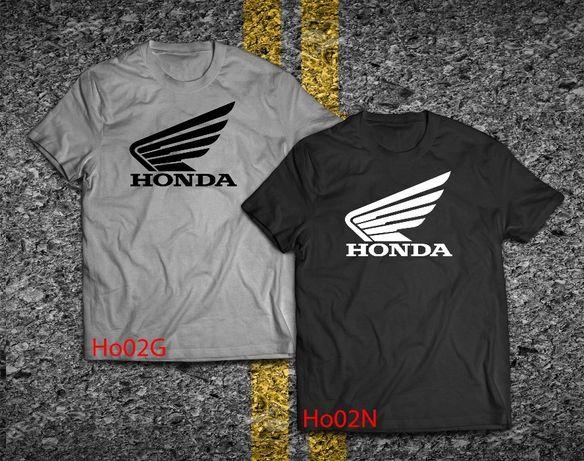 Tricou moto nou Honda CBR TRANSALP