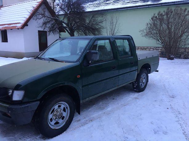Opel(Isuzu) Campo