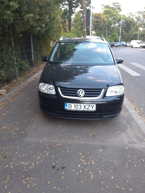 Vand Volkswagen Touran Trendline 1T1,1.9 TDI,7Locuri,Euro 4.