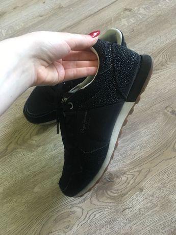 Pepe Jeans черни сникърси