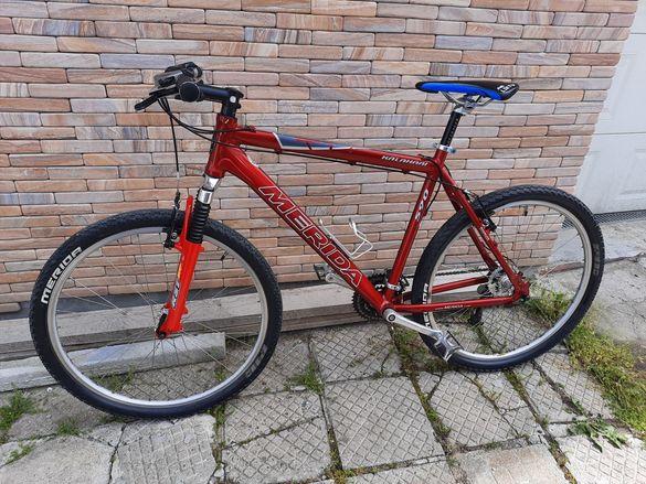 Планински алуминиев велосипед Merida
