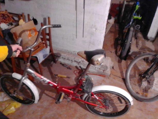 Велосипед Stels в хорошом состоянии