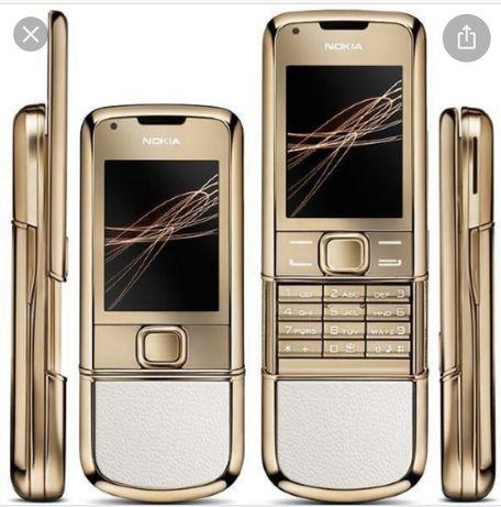 Nokia 8800 Arte Gold nou nout 0km ,nefolosit doar telefon si incarcato