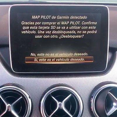 Mercedes Garmin Map Pilot Star1 Star2 Europe Turkish Map Европа Турция