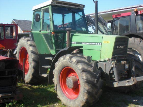 Piese tractor Fendt 614 612