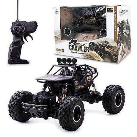Радиоуправляемый полноприводный Rock Crawler . Машинки на пульте 4 wd.