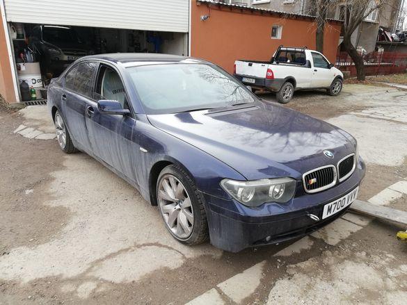 Продавам БМВ/BMW 730 td 2003 г цял или на части