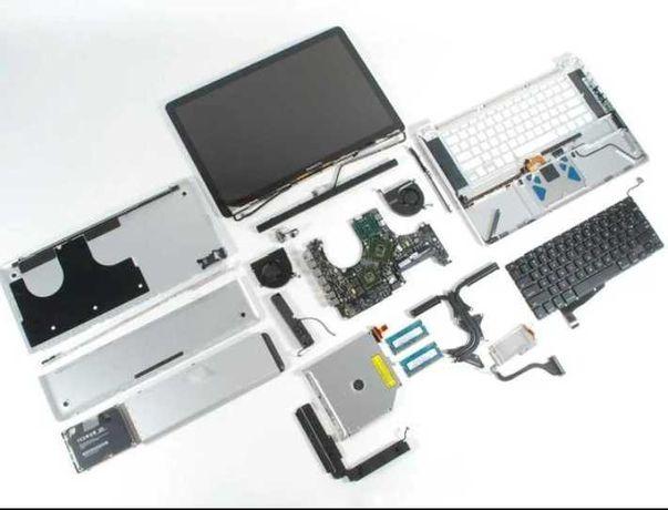 Ноутбук по запчастям SONY SVF152A29V