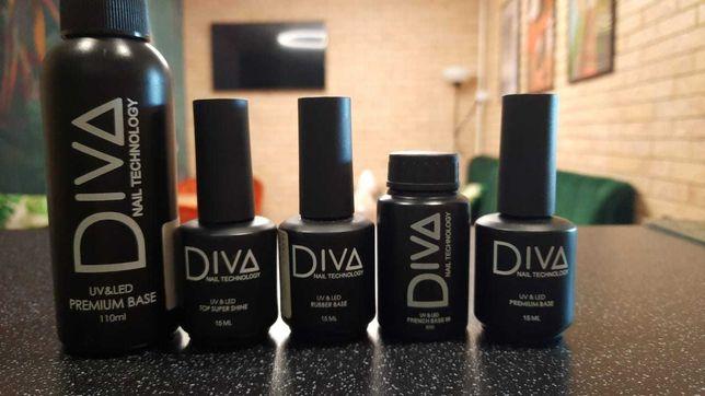 Каучуковые базы  Diva