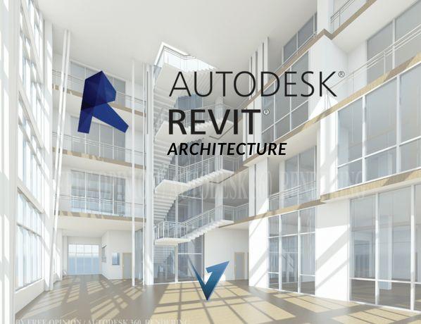 Видеокурс - Autodesk Revit Архитектура