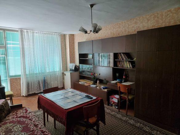 1845- Продава двустаен тухлен апартамент в град Кубрат