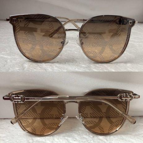 Salvatore Ferragamo 2020 дамски слънчеви очила котка