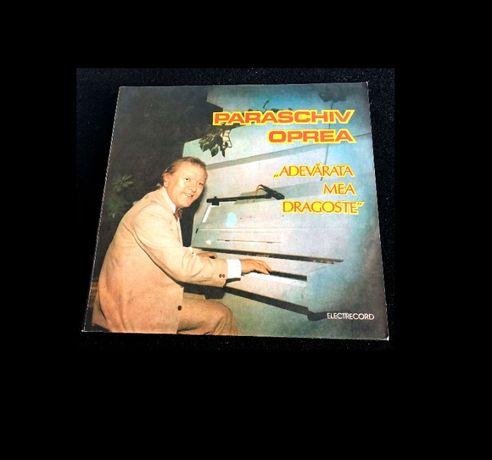 Disc vinil , pick up - Paraschiv Oprea , ELECTRECORD