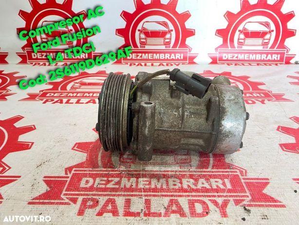 Compresor Aer Conditionat Mazda/Ford motorizar 1.4 TDCI Cod 2S61