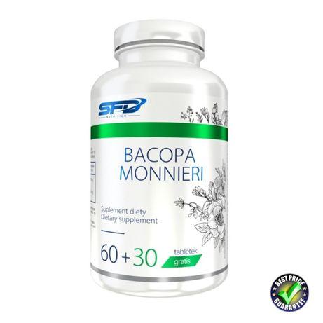 SFD Bacopa monnieri (Бакопа мониери) 90 tab / Доставка 3 лв!