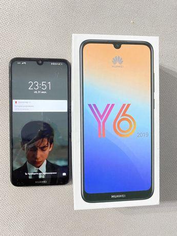 Продам смартфон Huawei Y6 2019