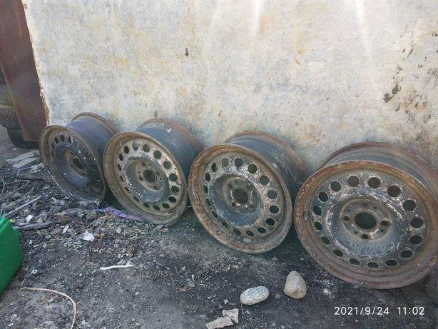 Железные диски, колеса на 14