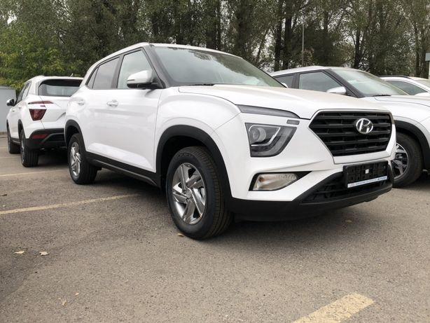 Hyundai Creta 2021 Новая