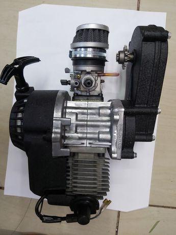 Motor complet Pocket Bike 60cc cu reductor