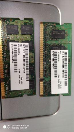 DDR 2 за лаптоп 1гб и 2гб
