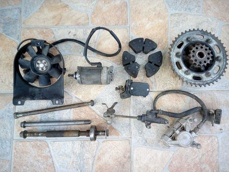 Piese Yamaha TDM 850